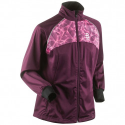 Daehlie Excursion Jacket Potent Purple