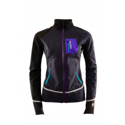 SkiGo Zenith Warm-up Jacket, Women, Navy