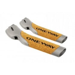 ONE WAY GRIP SILVER ROUND CORK