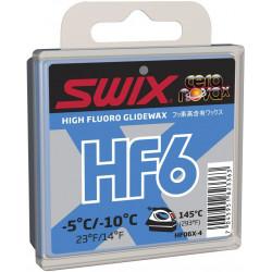 Swix HF6 Blå -5/-10 grader, 40 g