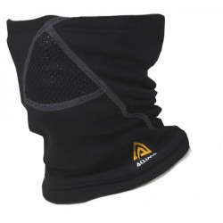 ACLIMA WOOLNET NECK GAITER ONE-SIZE BLACK