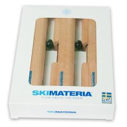 Skimateria Rillerpaket (F-, M- & R-struktur)