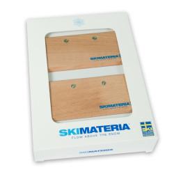 Skimateria Sicklar dubbelpaket (P/R-cut & S/R-cut)