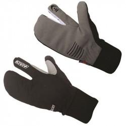 KV+ Glacier XC Gloves Black