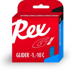 Rex Blå Glid -1till-10C 2x43g