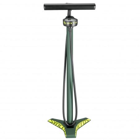 Syncros Floor pump Vernon 2.0High Volume Dark  Ivory Green