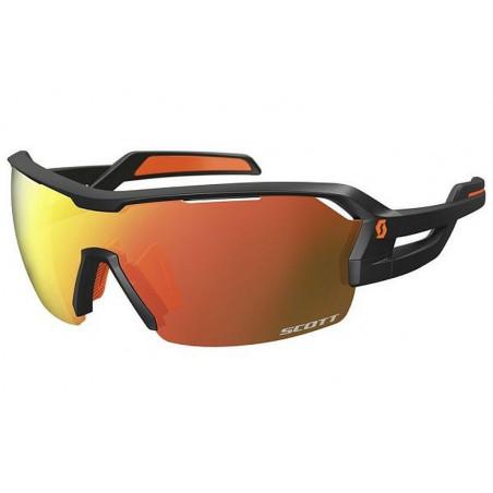 Scott Sunglasses Spur Black Matt/Orange Red Chrome
