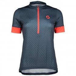 Scott Shirt Ws Endurance 30 s/sl nightfal blu EU