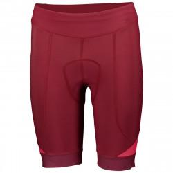 Scott Shorts Endurance 20 +++ Cykelbyxa Lady Tibetan Red/Azur Pink