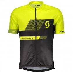 Scott Shirt RC Team 10 s/sl blck/sul yel