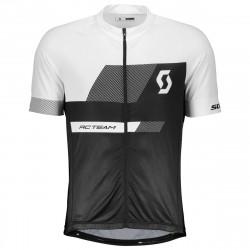 Scott Shirt RC Team 10 s/sl black/white