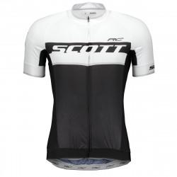 Scott Shirt RC Pro s/sl black/white