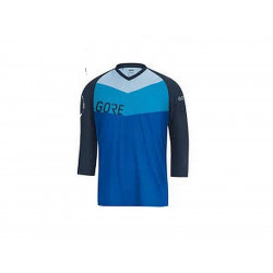 All Mountain 3/4 jersey blue