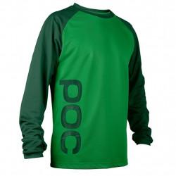 POC Flow Jersey Green