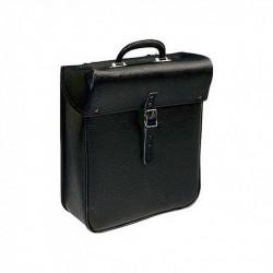 Packväska Cavo bak Klassisk modell med snabbfästen svart 40x30x13 cm