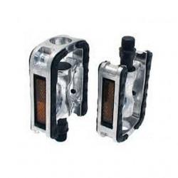 Pedal Cavo komfort Aluminium silver 9/16