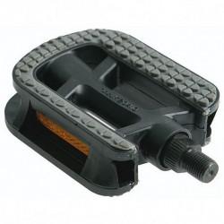 Pedal Cavo komfort, 206 Nylon svart/grå 9/16