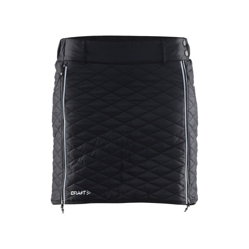 Craft Insulation Skirt Wmn black