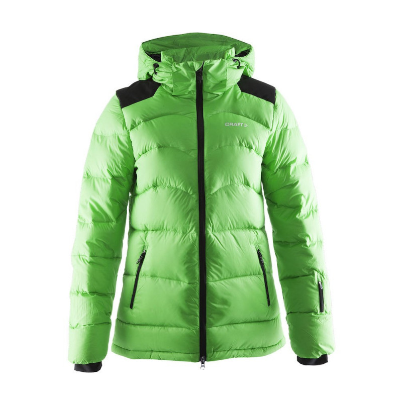 Craft Down Jacket Men Green