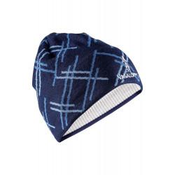 Craft Vasaloppet Knitted Hat Dark Navy