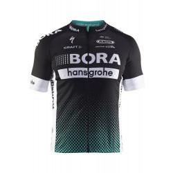 Craft Bora Hansgrohe Replica Jersey Black Large