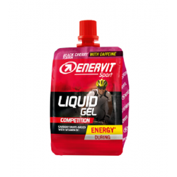 Enervit Liquid Gel Comp Black Cherry 60 ml