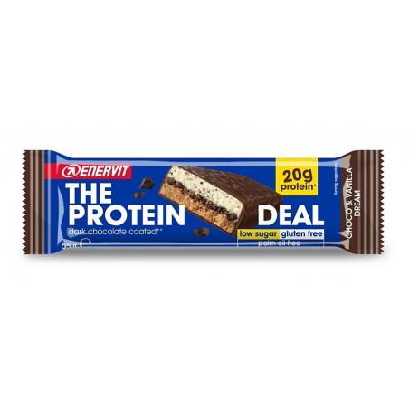Enervit Protein bar Choco Vanilla Dream 55 gram