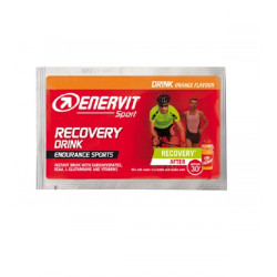Enervit Sport Recovery Drink Orange
