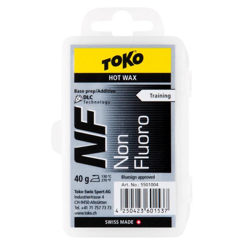 Toko NF Hot Wax Black 120g