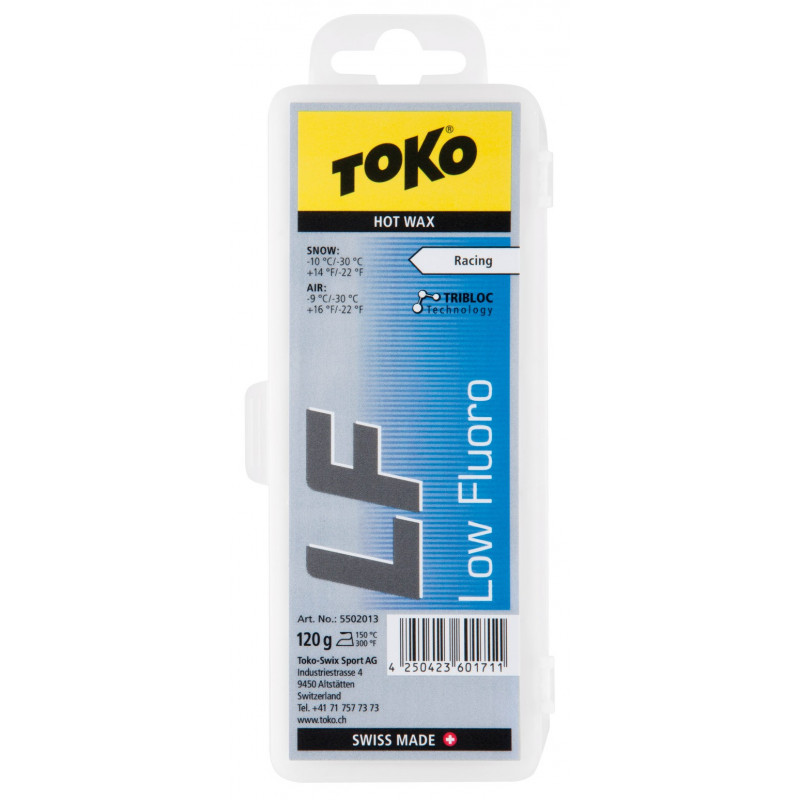 Toko LF HotWax Blue 40g