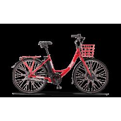Ecoride Ambassador 28-8 Red 14,5 Ah 2019
