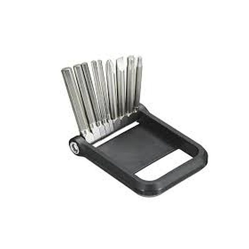 SYN Multi-tool Matchbox 9 black 1size