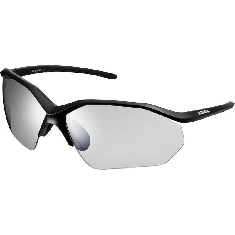 Shimano Glasögon Equinox 3 Fotokromatisk Svart