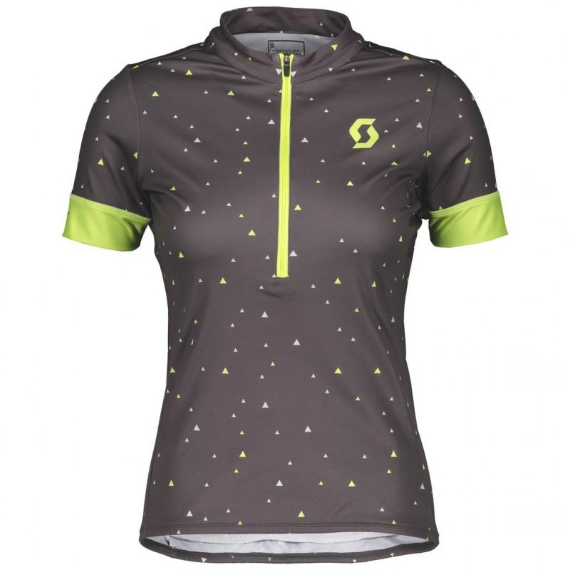 Scott Shirt Ws Endurance 20 s/sl da gr/sha gr