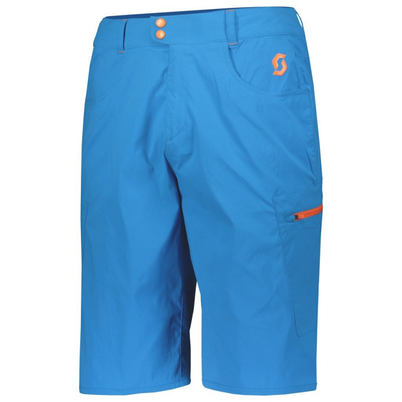 Scott Shorts Ms Trail MTN 30 aster blue