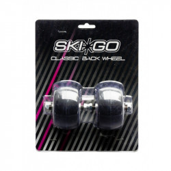 """Ski Go Classic Bakhjul komplett """"3"""""""