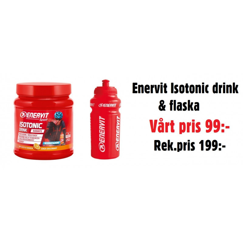 Enervit Isotonic Drink Orange Paket
