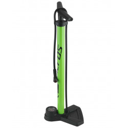 Floor pump Syncros FP3.0 HV green 1size