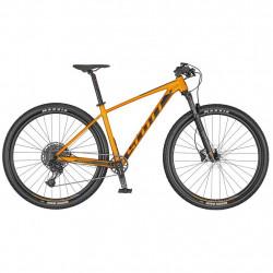 Scott Scale 970 Orange/Black Nyhet 2020
