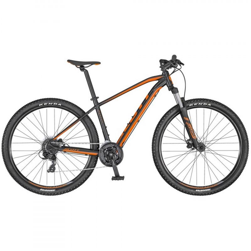 Scott Aspect 760 black/orange 2020
