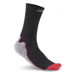 CRAFT WARM XC SKIING SOCK BLACK REA