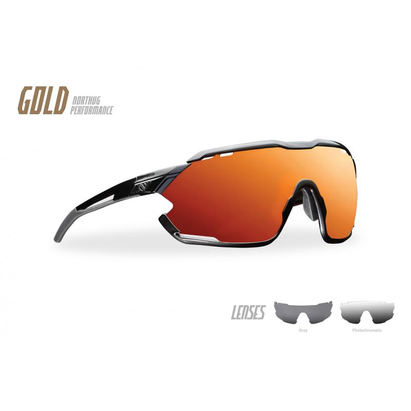 Northug Performance Gold Standard Black
