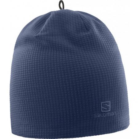 Salomon RS Warm Beanie Dress Blue