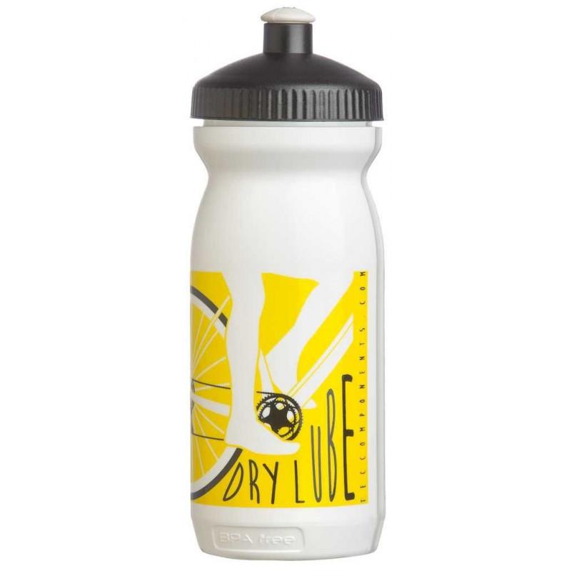 Flaska Bikecare , TEC no-leak bikecare edition, Gul, 600 ml