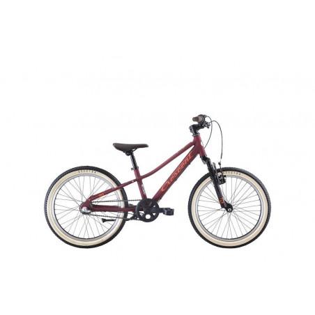Narre, 3-vxl, 20, Röd Matt 2020