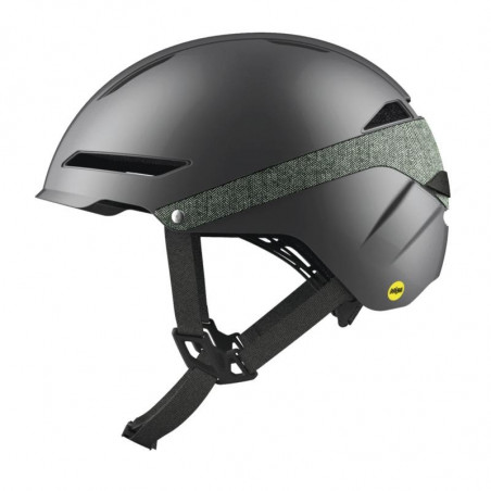 Helmet Torus Plus met gr tweed