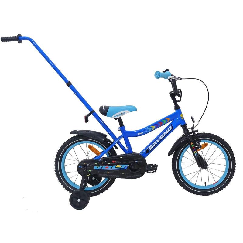 """Saveno Volt 12""""hjul Blå färg, 0VXL,..."""