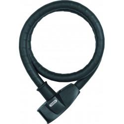 Wirelås ABUS Microflex svart 120/15 mm