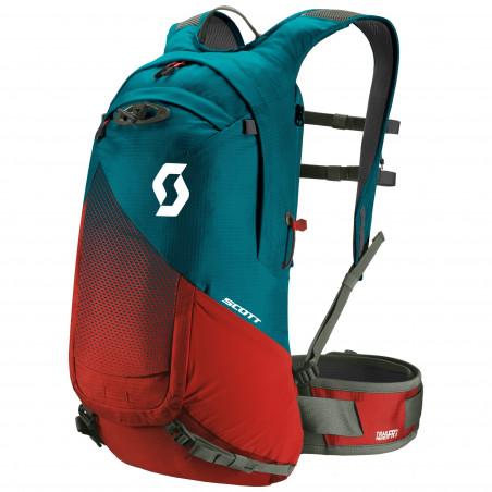 Scott Trail Protect FR 12 Fiery Red/Legion Blue