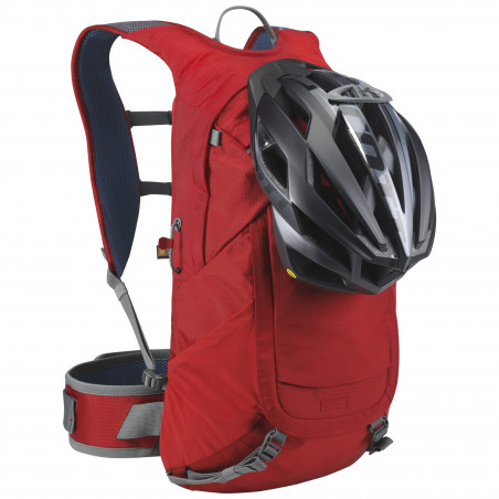 Pack Trail Protect FR 12 fiery red/legion blue 1size